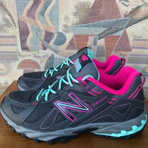 New Balance 573 V2 Trail Running Shoes Size 6.5